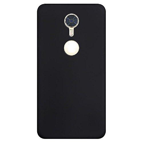 Blu Vivo 8 Case, ZLDECO Ultra Slim Slight Shock Proof Matte Hard Skin Case Cover Protect for Blu Vivo 8 5.5 Smartphone (Black)