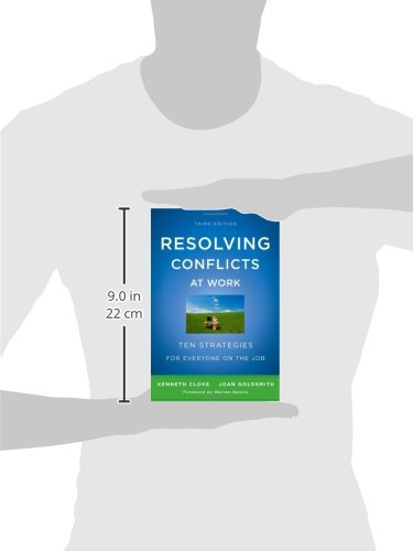 Resolving Conflicts at Work: Ten Strategies for Everyone on the Job by Jossey-Bass (Image #1)
