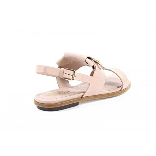 Tods Sandalo Flat Da Donna Xxw0tk0m270d90m003 Rosa