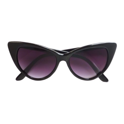 VINTAGE Inspired Women 50s Cat Eye Style Fashion Sunglasses - Style 50s Sunglasses
