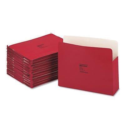 WLJ64R - ColorLife 3 1/2 Inch Expansion Pocket by Wilson Jones