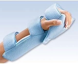 Florida Orthopedics Healwell Grip Splint Wrist Hand Finger Orthosis (WHFO), Left/Right, Light Blue by FLA Orthopedics