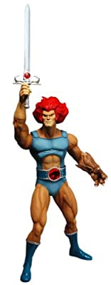 Mezco Toyz 14 Thundercats Lion-o Figure from Mezco Toyz