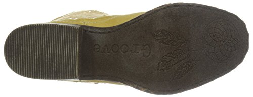 Groove Womens Daisy Boot Natural