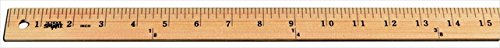 school-smart-plain-end-wooden-yardstick-with-clear-lacquer-finish-and-hanging-hole-1-yard