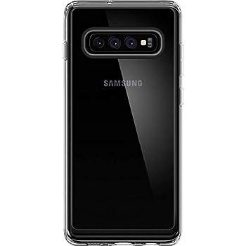Spigen Ultra Hybrid Designed for Samsung Galaxy S10 Case (2019) - Crystal Clear