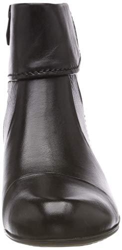 25315 Botines Be 21 Uni Femme 007 Black Natural Noir 5tqqrfP