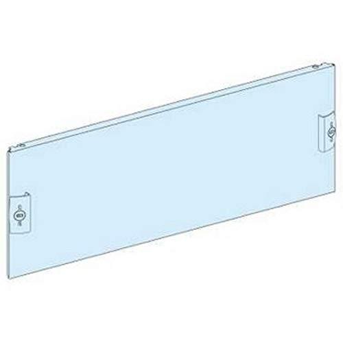 Blanc Schneider Electric 03803 Plastron Plein 150 mm Hauteur x 500 mm Largeur 3 Module