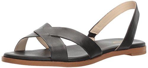 Cole Haan Women's Anica Sling Sandal, Black, 6.5 B - Slingback Mini Sandal Platform