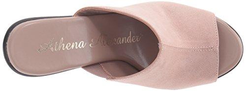 Athena Alexander Womens Anis Robe Sandale Blush Daim
