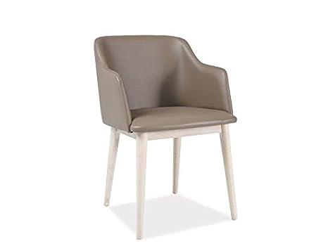 Sedia Imbottita Con Braccioli : Sedia da cucina sala da pranzo sedia imbottita con braccioli