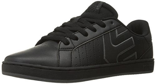 New Etnies Skateboarding Shoes - Etnies Men's Fader ls Skateboarding Shoe Black/Dark Grey 6 M US