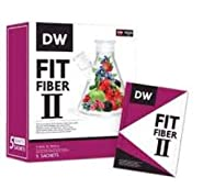 DW Fit Fiber II Drinking Dietary Supplement Slimming Body Healthy Weight Management by JN