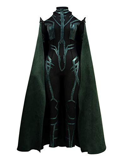TISEA Mens Loki Laufeyson Cosplay Costume for Halloween Cosplay Outfit (Custom Made, Women's -