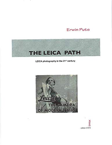 """Published 2019; ENGLISH; hardcover, 6-3/4 x 9.5"""", 464 pages; 290 illustrations & drawings. Limited Edition of 700 copies. The book describes the situation where the Leica user stands at the crossroads and has to decide what direction to follow. O..."""