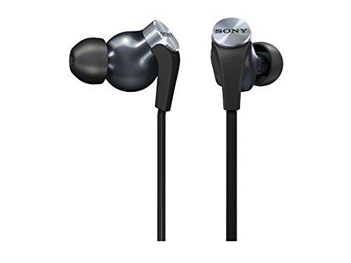 Sony MDR XB90EX Extra Bass Stereo Headphones   Black