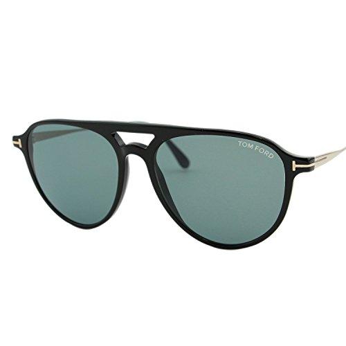 Tom Ford Sonnenbrille (FT0587) schwarz glanz