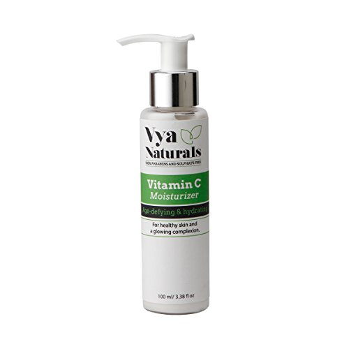 Vya Naturals Vitamin C Face Moisturizer Cream - Facial