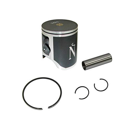 Piston Kit - 0.50mm Oversize to 54.44mm For 1996 Honda CR125R Offroad ()