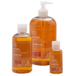 The Body Shop Satsuma Shower Gel Jumbo, 25,3 Fluid Ounce