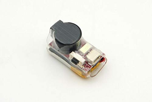 VIFLY Finder V2 FPV Drone Buzzer with Battery Lost Drone Alarm Even Drone Battery Ejected Compatible with Racing Drone and RC Plane as Normal Buzzer or Standalone Beeper