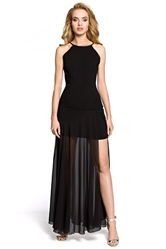 199 Schwarz MOE Kleid MOE 199 Kleid schwarz schwarz 7qF0X