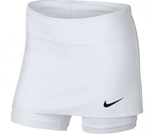 Girl's Nike Power Tennis Skirt, White, (Power Tennis Skort Skirt)