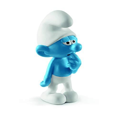 (Schleich Clumsy Smurf Toy)