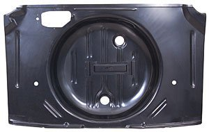 - Auto Metal Direct 800-1370 Steel Trunk Floor Pan - Full