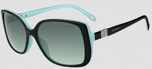 Gafas de Sol Tiffany & Co. TF4071B BLACK/BLUE - GRAY ...