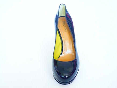 Pollini - Zapatos de vestir para mujer negro negro 40
