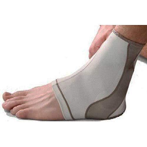 Mueller Life Careª Contour Ankle Support Sleeve, Medium 12-14″ – Taupe #47012