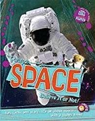 Ripley's Space: Believe It or Not! (Ripley's Believe It or Not! (Mason Crest Library))