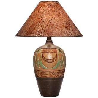 (Anthony California Southwest Table Lamp 28.5