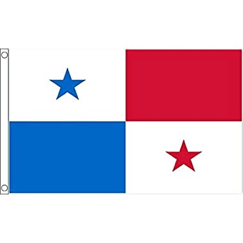 Panama 3ft x 5ft printed polyester flag outdoor flags garden outdoor - Pays qui commence par b ...