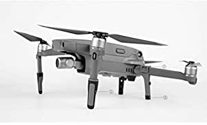 PGY TECH P-HA-037 Landing Gear Extensions for Mavic 2, Black