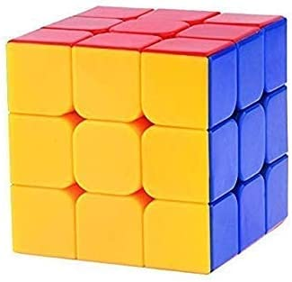 TrendProducts High-Speed Rubik Stickerless Magic Puzzle Cube
