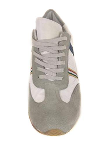 46 42 S1 Aeronautica N Pelle Bianca 23 40 Militare Sneakers 44 Scarpe 45 41 xRwqpaSP