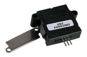 HONEYWELL S&C AWM43300V SENSOR, AIRFLOW, 1000SCCM, 150PSI, MANIFOLD by Honeywell