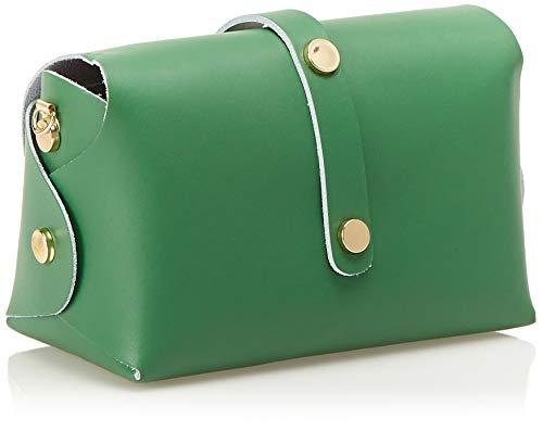 Chicca L Spalla 9x11x18 H Donna X verde Borse Verde w Borsa A Cbc7700tar Cm Chiaro YYrPa