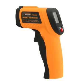 PRO-SERIES Non Contact Infrared Thermometer