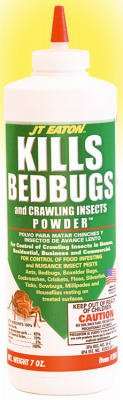 Eaton 203 PWD Bedbug-Insect Powder 7 oz. - Pack of 12