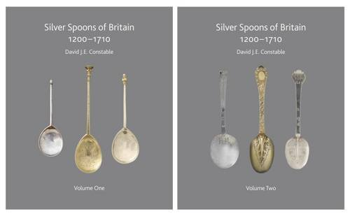 Silver Spoons of Britain 1200 - 1710: The Complete History of Silver Spoons of England, Ireland and Scotland and Their Makers 1200 - 1710 (Spoon Jewelry Maker)