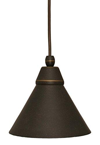 Toltec Lighting 22-DG-421 Cord Mini Pendant with 7