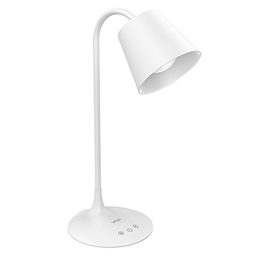 VAVA VA-DL29 LED Desk Lamp for Office Home Lighting, 3 Color Modes with Gradual Dimming, 1 Hour Timer Touch Control, Memory Function, Official Member of Philips Enabled Licensing Program by VAVA (Image #7)