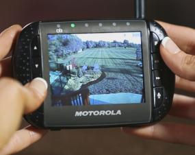 Motorola Scout1100 Outdoor Camera
