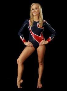 Nastia Liukin 8X10 Photo - 2008 Olympic Gymnast #29