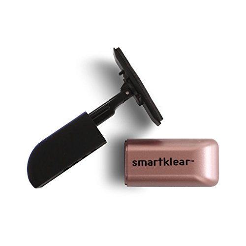 CarbonKlean SmartKlear Injected Smartphone Tablet Ipad Screen Cleaner, Rose Gold