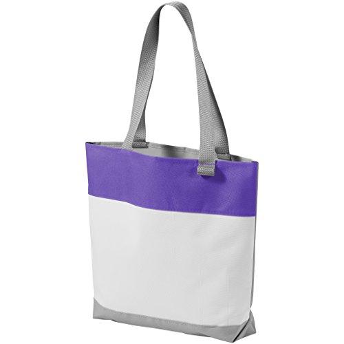Convention Blanc violet Pour Bloomington Cabas Bullet SfwvR8w