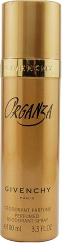 Organza By Givenchy For Women. Deodorant Spray 3.4 oz (Givenchy Honeysuckle Perfume)